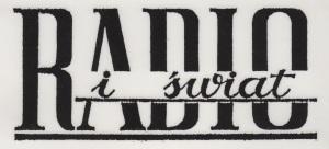 Radio i Świat logo3