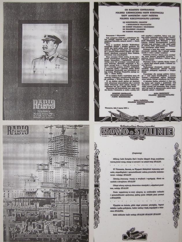 RiŚ Stalin in 1953