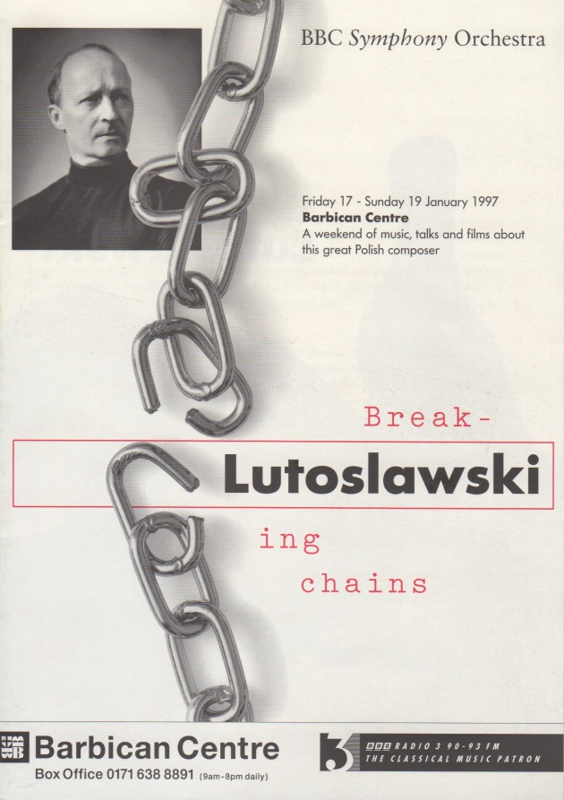 WL Breaking Chains, cover