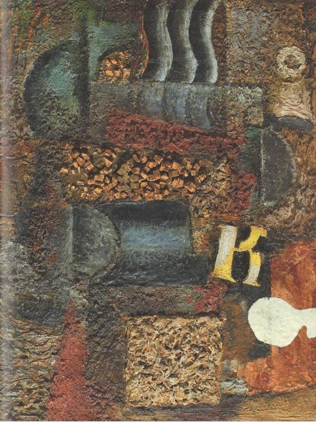 Strzemiński Cubism (1921)