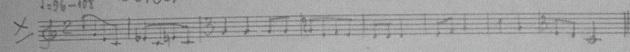 Wl Dance Preludes:I folk tune