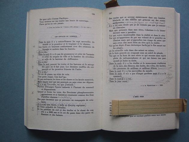 15. La poésie Surréaliste 146-7 Desnos
