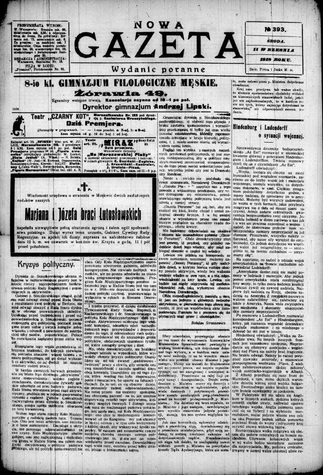 WL Nowa Gazeta 11.09.18 no.363