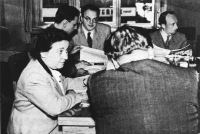 Lissa, Panufnik, Lutosławski in Prague, 1950