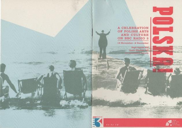 Polska! brochure cover