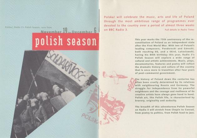 Polska! brochure:1