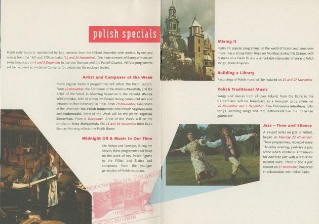 Polska! brochure:3